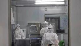 """战""""""""疫""""一线的""""""""侦察兵"""" ――采访市人民医院PCR实验室手记"""